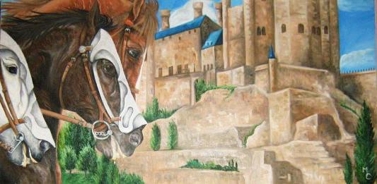 A cheval sur mon homme - 3 4